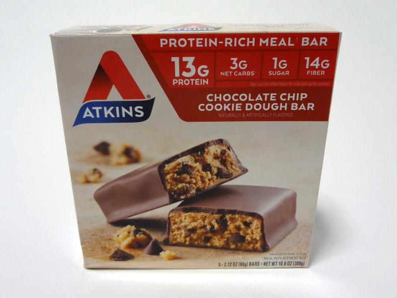 チョコレートチップ クッキードーバーの箱
