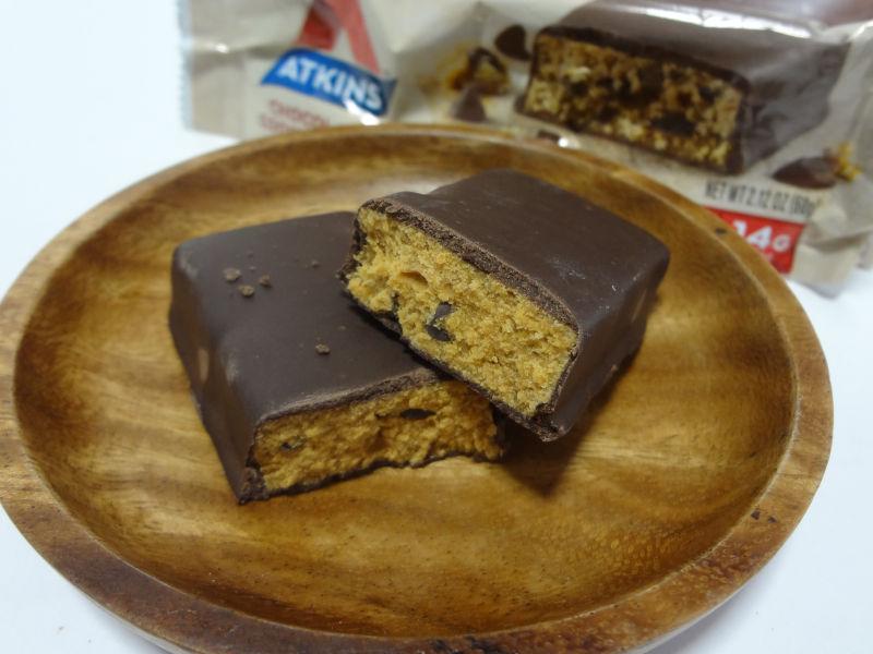 チョコレートチップ クッキードーバーの中身