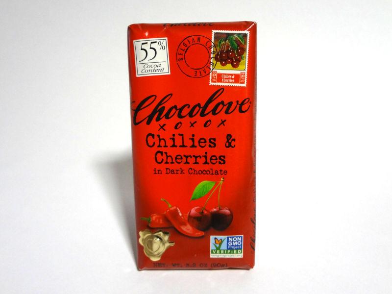 チリ&チェリーのパッケージ