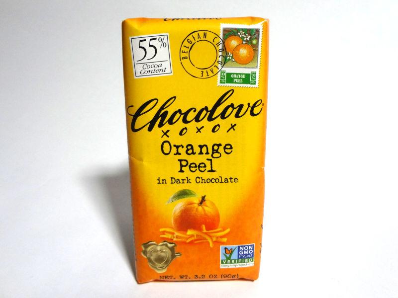 オレンジピールのパッケージ
