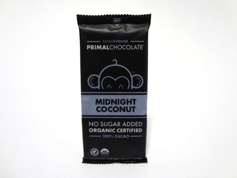 ミッドナイトココナッツのパッケージ