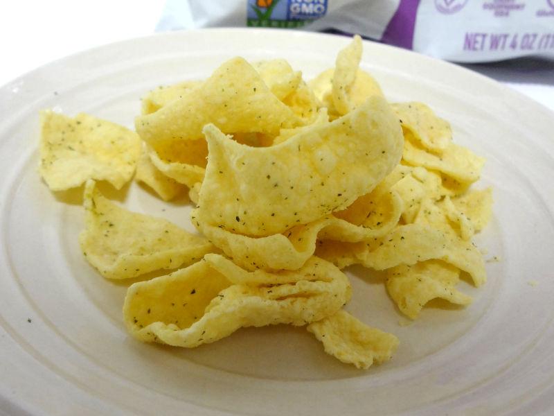 ガーリック&パルメザンチーズ味の中身