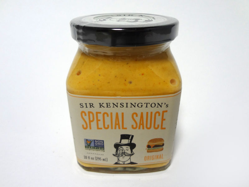Sir Kensington's スペシャルソース オリジナルの瓶