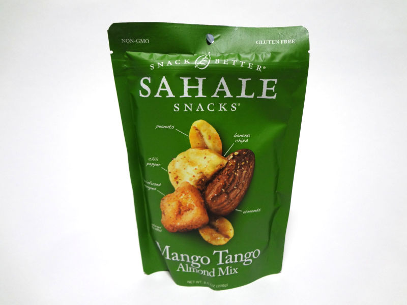 マンゴータンゴー アーモンドミックスのパッケージ