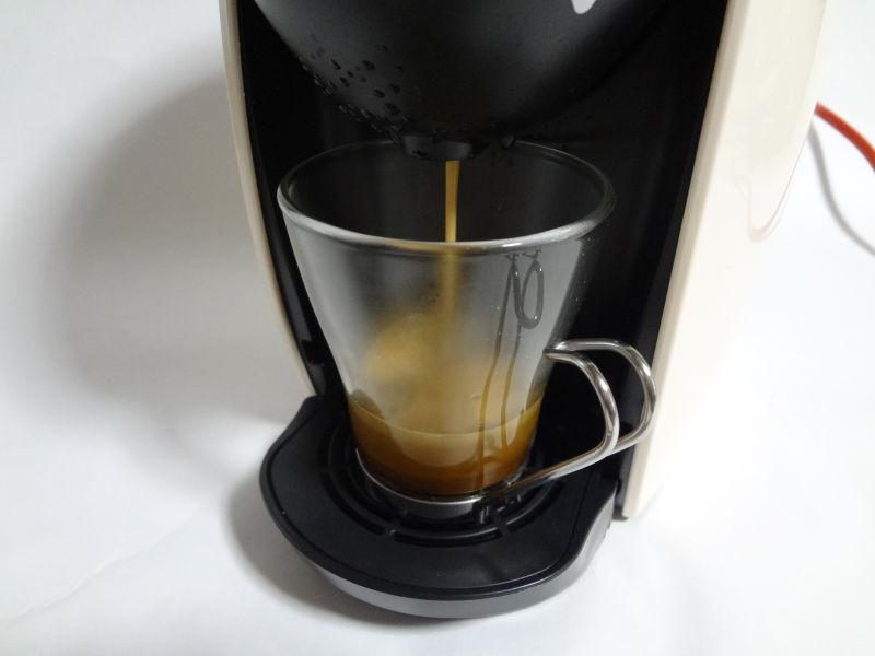 ブラックコーヒーメニュー抽出はじめ