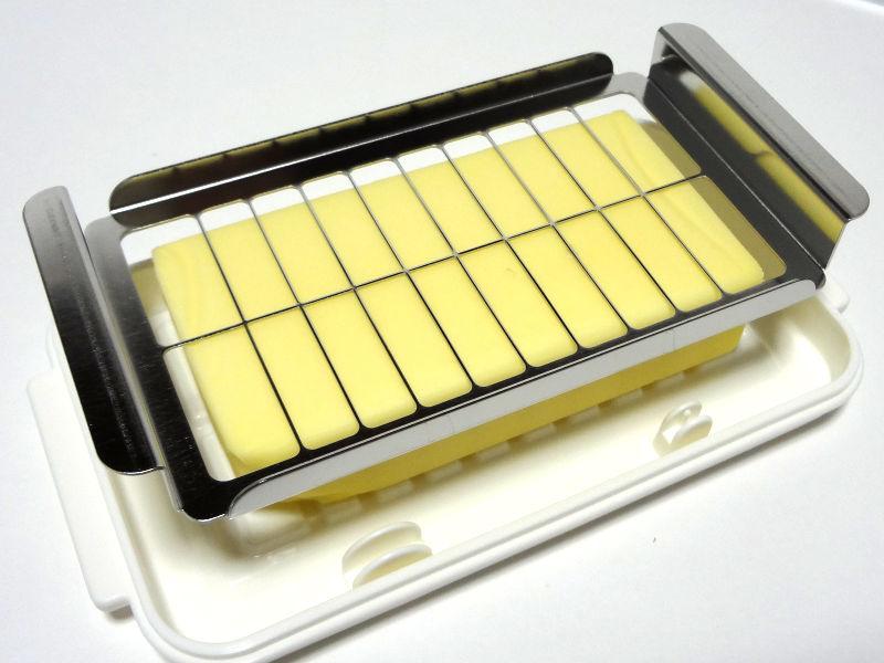 バターカッターをセット